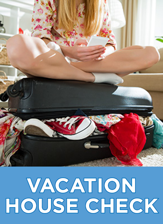Request a Vacation House Check
